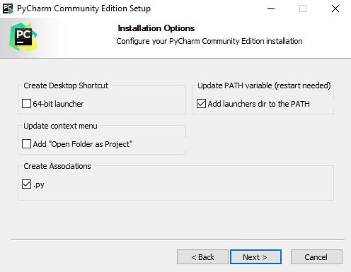 PyCharm Community Edition Installation | Digital Finance Learning